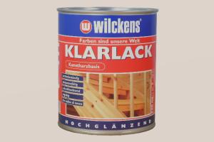 Klarlacke