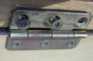 Baubeschläge, Holzverbinder & Scharniere