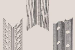 Mauerprofile, Putzprofile & Putzschienen
